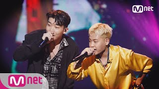 [ENG sub] Show Me The Money777 [8회] 수퍼비 - ′억′ (Feat.CHANGMO) (Prod. CHANGMO)  @1차 공연 181026 EP.8