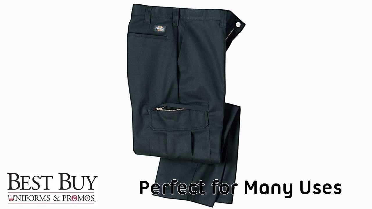 Buy Dickies Cargo Work Pants Wholesale - Best Buy Uniforms - YouTube