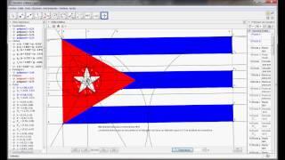 Construccion Bandera Cubana