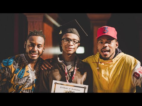 I MET CHANCE THE RAPPER! ~ Open Mike Event + Childish Gambino Performance Surprise