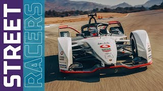 Tag Heuer Porsche And Mercedes-Benz EQ Make Their Mark In Formula E | Street Racers S5 Episode 21