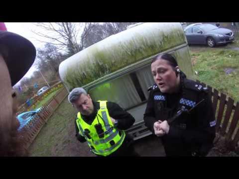 Police Scotland At my Door