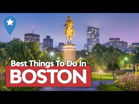 10 BEST Things to Do in Boston, Massachusetts