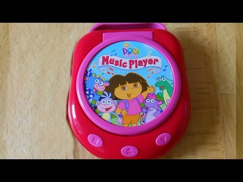 Dora's music player