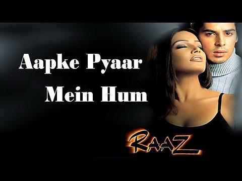 Apake Pyaar Mien Hum -by Abhijeet & Alka Yagnik (Razze)movie song HD video