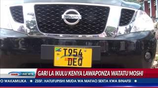 Gari ya Ikulu ya Kenya iliyoibwa yakamatwa mkoani Kilimanjaro