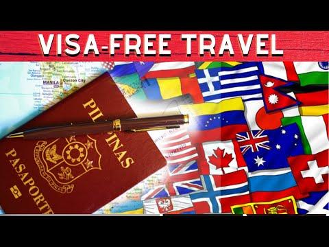 17 ASIAN COUNTRIES WHERE FILIPINOS CAN TRAVEL VISA-FREE