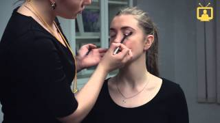 Вечерний макияж. Урок визажа / VideoForMe - видео уроки