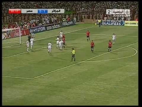 فوزي شاوشي ضد مصر fawzi chaouchi vs egypt.flv