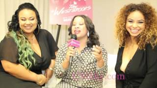 Crystal & Bree Westbrooks Dish On Season 1 Drama, Lame Dudes & Being Sexy!