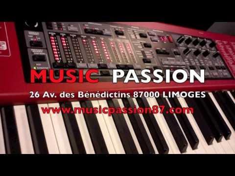 MUSIC PASSION Limoges : revendeur officiel