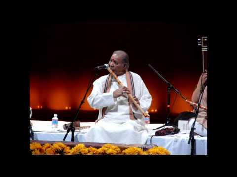 Pandit Hariprasad Chaurasia with Rakesh Chaurasia and Shantilal Shah