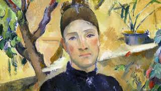 The conservator's eye: Madame Cézanne in the Conservatory