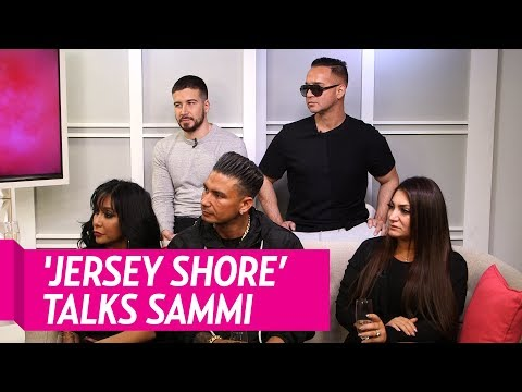 'Jersey Shore' On Current Relationship With Sammi Sweetheart