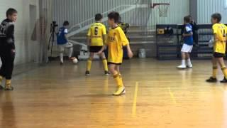 Детский мини футбол  финал области