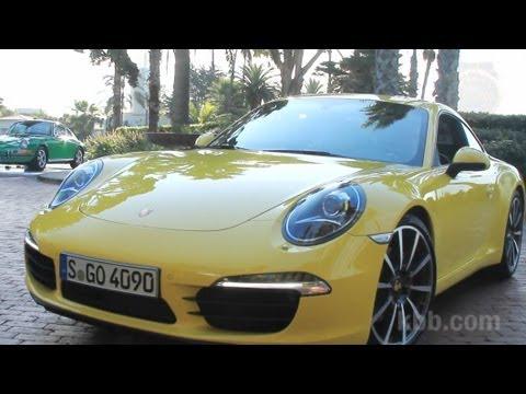 2012 Porsche 911 Video Review - Kelley Blue Book