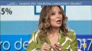 Damiano, tessere PD 'Difficili da rompere', Santanchè: 'Costano una cifra!'