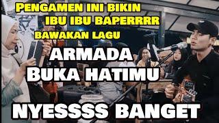 Download lagu BUKA HATIMU - ARMADA (LIRIK) LIVE AKUSTIK BY TRI SUAKA