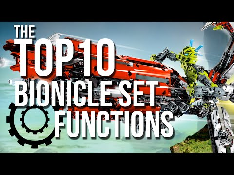 The Top 10 Best BIONICLE Functions