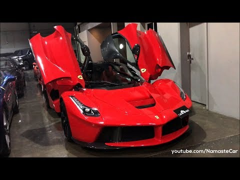 LaFerrari 2018 | India Exclusive | Real-life review