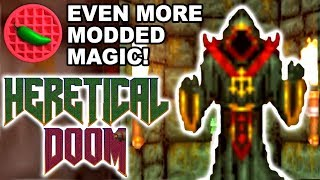 HERETIC MODDING INTENSIFIES! – Let's Play Heretical Doom Part #1 (1080p 60fps)