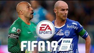 FIFA 19 САМЫЙ СТАРЫЙ ФУТБОЛИСТ