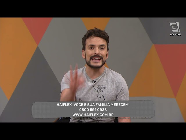 Colchão Tecnológico Haiflex no programa Fofoca Ai - Gazeta