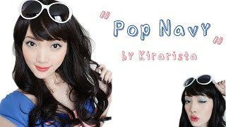 Kirari TV: Pop Navy look with ETUDE TOP 5 items [HD] Thumbnail