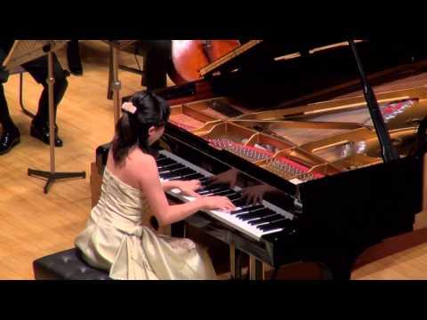 2012ピティナ特級銅賞/鶴澤奏 ショパン: ピアノ協奏曲第2番