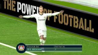 Gol david Beckham pes2019mobile