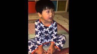 아빠한테 한국말 엄마한테 일본말 2 (31개월 아기)