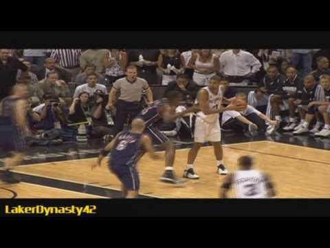 2002-03 San Antonio Spurs Championship Season Part 4/4