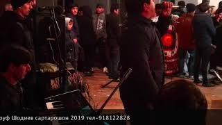 Сартарошони Кулоби нав 2019 Саймаруф Шодиев