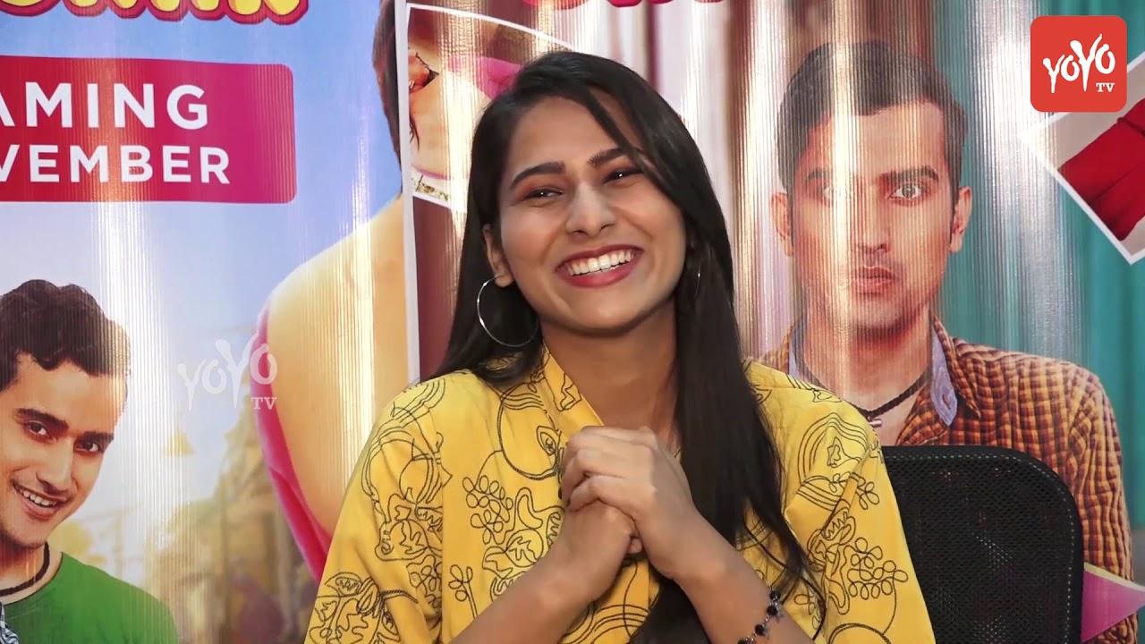 Anant V Joshi And Rutpanna Aishwarya About Virgin Bhasskar  Webseries   YOYO Cine Talkies