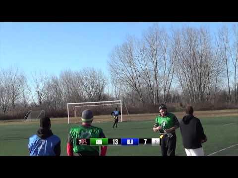 QFL Flag Football 2015 First O...