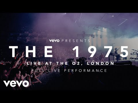 The 1975  Full  Show   Presents:  at The O2, London