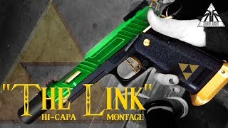 """The Link"" HiCapa Tracer Pistol Montage 