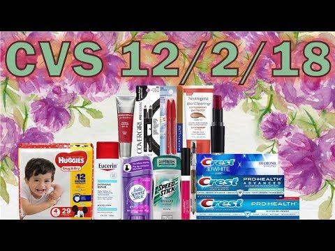 Plan de Ofertas CVS semana 12/2/18 - 12/8/18