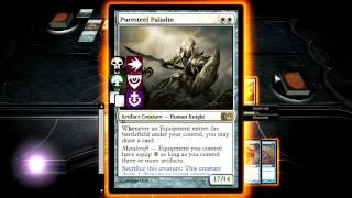 Duels of The Planeswalkers 2013 Challenge 8 Solution Sculpting The Perfect Warrior