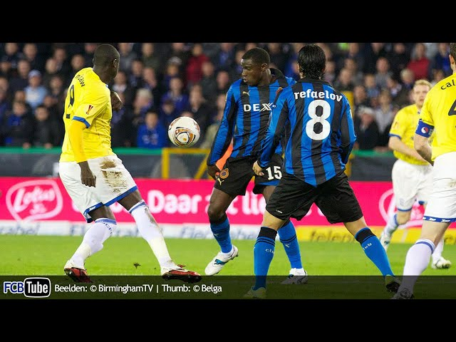 2011-2012 - Europa League - 07. Groep H Match 3 - Club Brugge - Birmingham City 1-2