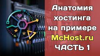 видео Хостинг Макхост (Mchost)