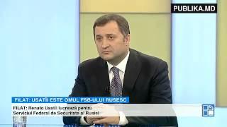 Filat: Usatâi omul FSB-ului rusesc