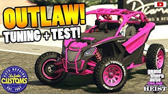 🐐🛠Der OFFROAD KING! OUTLAW Tuning + Test!🐐🛠 [GTA 5 Online Casino Heist Update DLC]