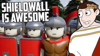 Shieldwall Is A Great New Fun Strategy Game