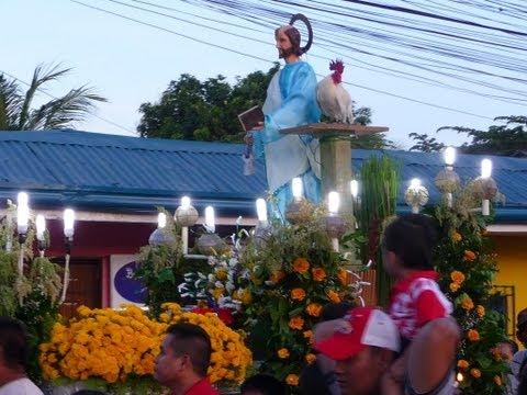 Holy Week Easter Parade. Pardo, Cebu City Philippines 2013