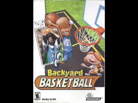 backyard basketball music billy jean blackwood youtube