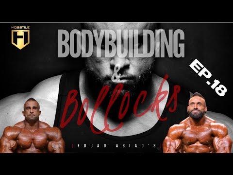 BODYBUILDING & BOLLOCKS Ep.18 | Fouad Abiad, Luke Sandoe & Seth Feroce