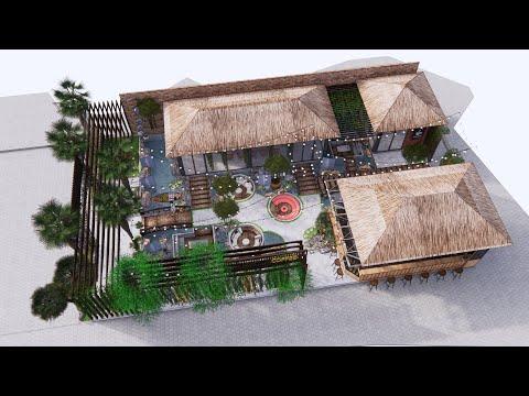 ไอเดียออกแบบ cafe และ co -working space