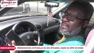 Présentation Officielle Du Premier Bio Carburant Made In Côte D'ivoire