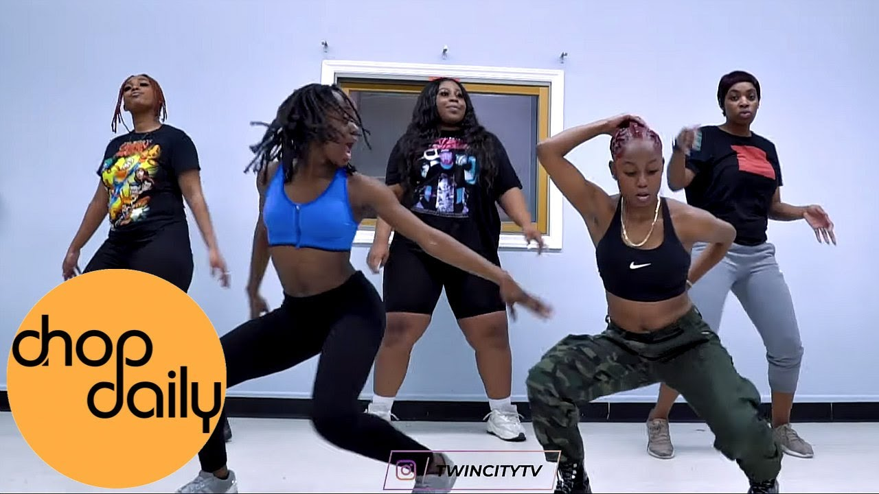 Naira Marley - Tesumole  (Dance Class Video) | @niceysantana Choreography | Chop Daily